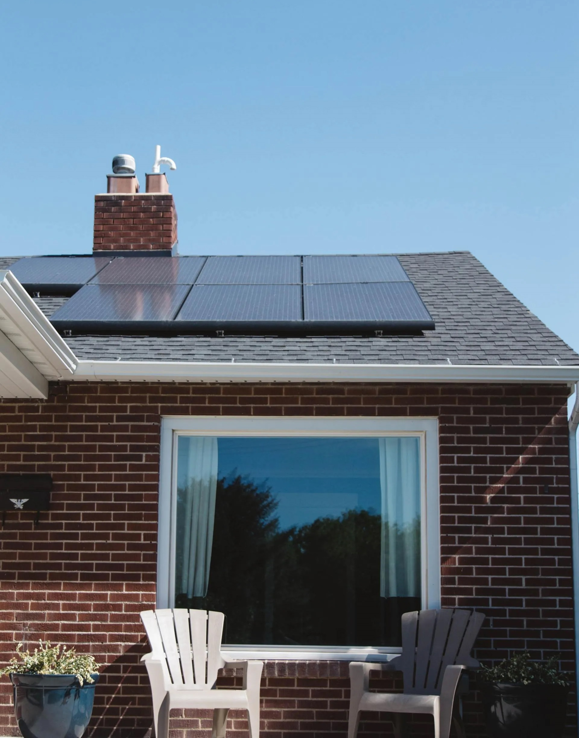 solar panel and skylights cleaning